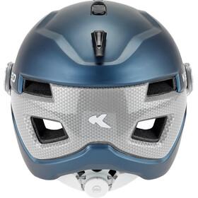 KED B-Vis X-Lite Fietshelm, nightblue matt